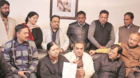 Chandigarh mayor elections: Jaswal makes a U-turn, withdraws nomination