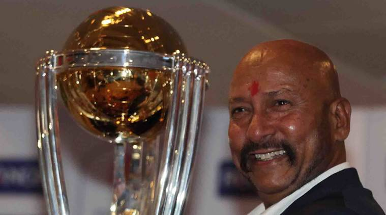 Syed Kirmani is former Indian wicketkeeping batsman.