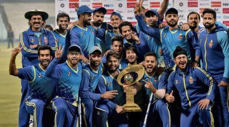 Delhi add Syed Mushtaq Ali Trophy to strong domestic season