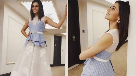 Taapsee Pannu's OOTD is more confusion than fusion