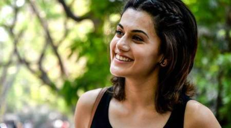 Dil Juunglee actor Taapsee Pannu likes balancing serious and light-hearted roles