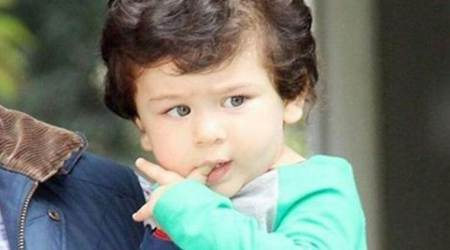 Missed Taimur? Here's another photo of the star kid which will make you go 'aww'
