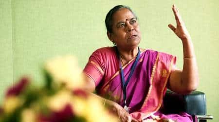 tamil writer bama, bama, bama interview, 25 years of Karukku, dalit mentor teacher, dalits, bama writer, indian express, indian express news