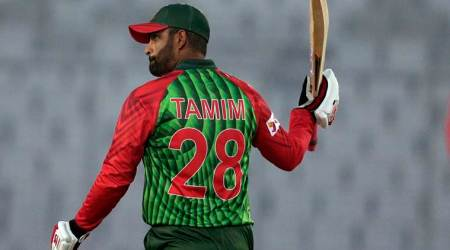 Tamim Iqbal out, Opener Tamim Iqbal, Tamim Iqbal ruled out, Tamim Iqbal out of India series, Change in Bangladesh squad