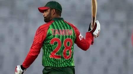 Bangladesh vs Zimbabwe, Ban vs Zim, Tamim Iqbal, Shakib al Hasan, sports news, cricket, Indian Express