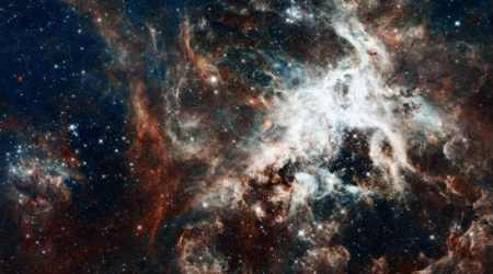 Neighbouring galaxy has many more stars than estimated:Study