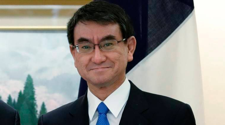 Japan to accept more foreign workers, says foreign minister Taro Kono