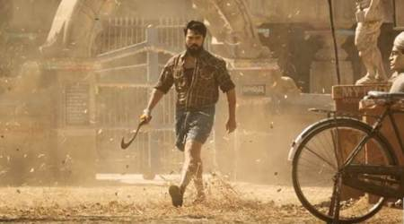 Rangasthalam teaser: Ram Charan's sound engineer avatar is quite intriguing