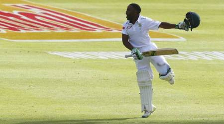 India vs South Africa, Temba Bavuma, Temba Bavuma injuty, Temba Bavuma injured, sports news, cricket, Indian Express
