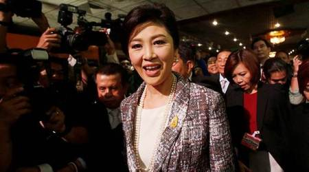 Thailand confirms that ex-leader Yingluck Shinawatra is in Britain