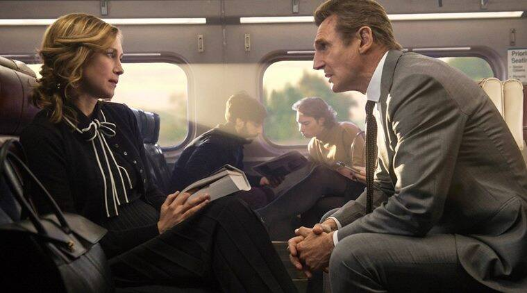liam neeson starrer the commuter review