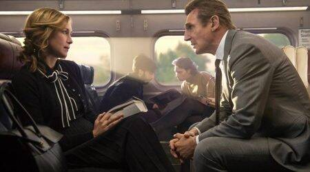 The Commuter movie review: Just another Liam Neeson starrer