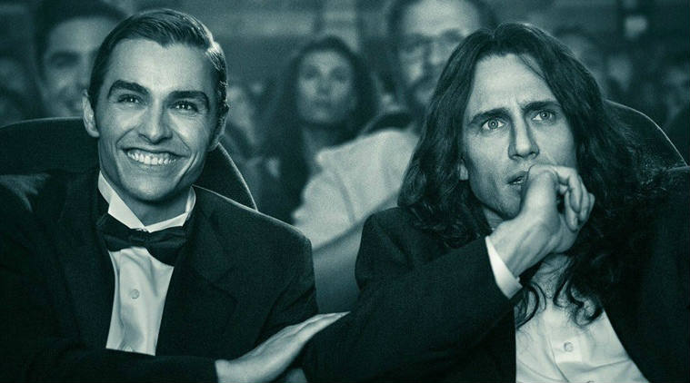 James Franco Invites Tommy Wiseau Onstage, But Doesn't Let Him Speak