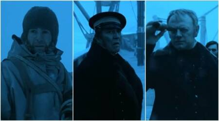 The Terror: Ciaran Hinds's upcoming TV series will send shivers down your spine, watch video