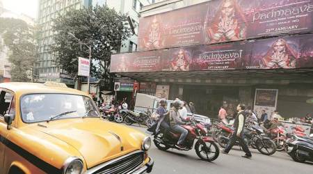 West Bengal: Padmaavat screened peacefully amid tight security measures across state