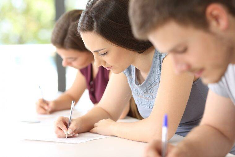 an examination of standardized testing of students in ontario Many us colleges require that undergraduate and graduate students submit standardized test scores as is primarily a multiple-choice exam that tests your.