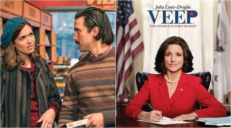 this is us and veep
