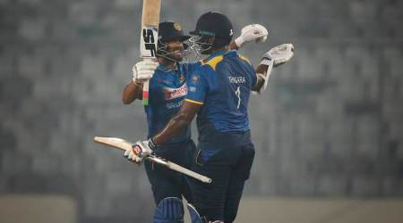 Sri Lanka vs Zimbabwe, Zim vs SL, Thisara Perera, Thisara Perera batting, Thisara Perera bowling, sports news, cricket, Indian Express