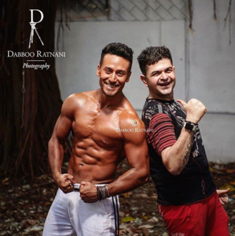 tiger shroff photo, tuger shroff hit pics, tiger shroff 2018 calendar, Dabboo Ratnani calendar images, Dabboo Ratnani 2018 calendar, Dabboo Ratnani photos, Tiger Shroff shirtless pictures, indian express