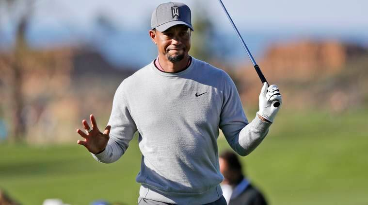 Tiger Woods, Tiger Woods news, Tiger Woods updates, Farmers Insurance Open, PGA Tour, sports news, golf, Indian Express