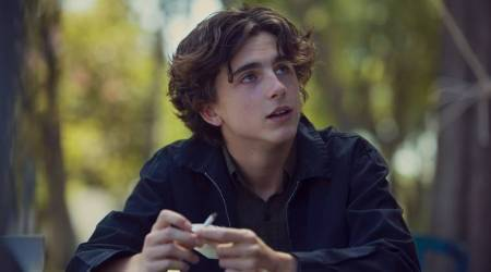 Timothée Chalamet to donate salary from Woody Allen's movie