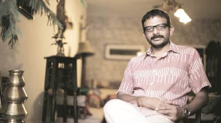 Carnatic maestro TM Krishna will be guest at Express Adda today