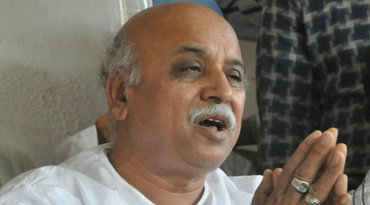 Pravin Togadia, Togadia, VHP leader, Togadia life threats, Togadia missing, VHP chief missing, India news, indian express news