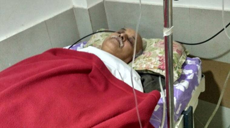 Pravin Togadia found unconscious at park after VHP alleges his arrest
