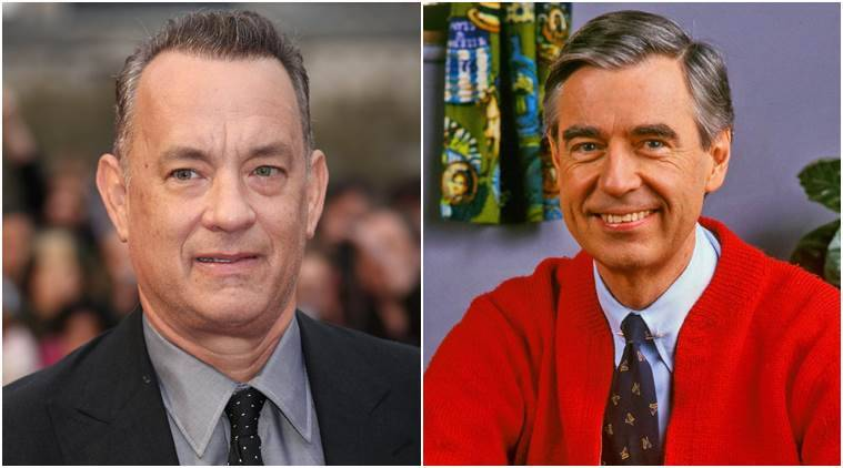 Tom Hanks All Set To Play Mr Rogers In Biopic Titled You Are My Friend Entertainment News The Indian Express
