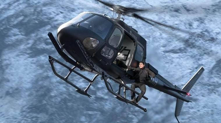 Tom Cruise Takes Flight in New Mission: Impossible - Fallout Image