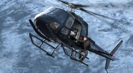 Mission: Impossible Fallout's first look promises more action and drama with Tom Cruise