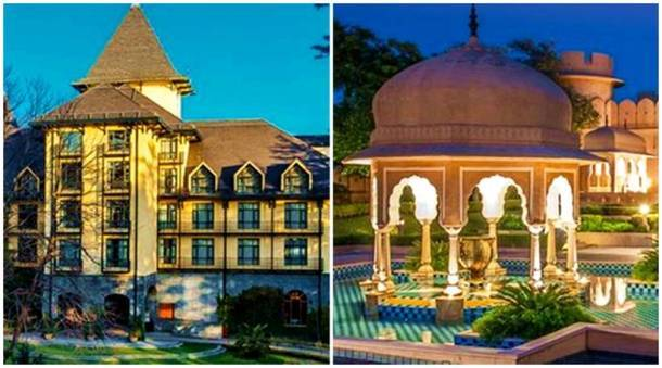 Looking for a lavish stay? Here are 25 best Indian luxury hotels for 2018