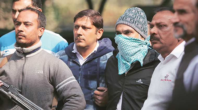 abdul subhan qureshi, Abdul Qureshi arrested, indian mujahideen, delhi police, NIA, gujarat serial blasts, indian express