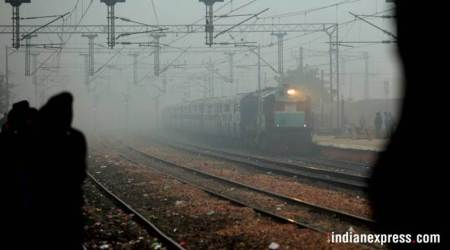 RPF officer injured after jumping in front of train inMumbai