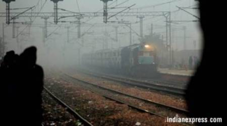 Dense fog not the only culprit, maintenance work delaying trains