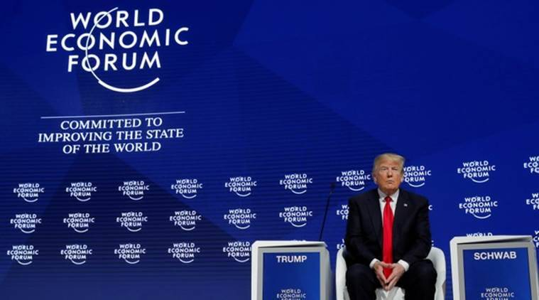 world economic forum, world economic forum davos 2020, donald trump, Delhi-Davos disconnect, trump at world economic forum, wef 2020