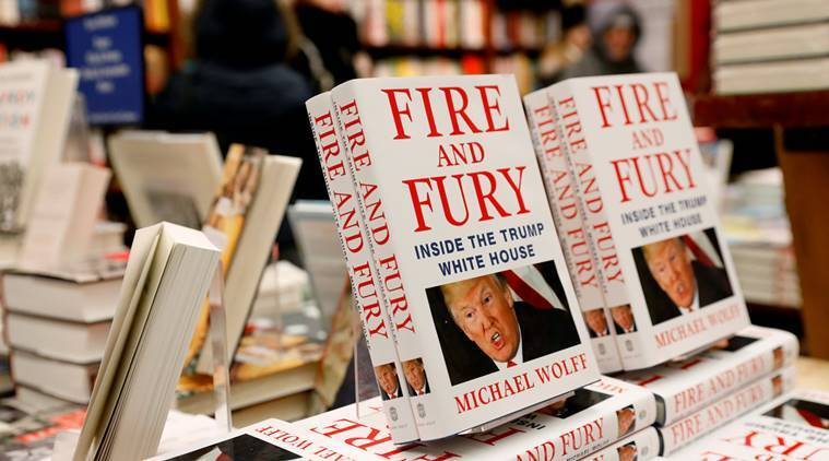 Sensational book on President Trump is top seller online