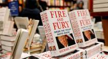 'Fire and Fury' about Trump's White House sells big 2ndweek