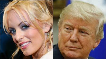 Donald Trump taunts porn actress Stormy Daniels as 'Horseface'