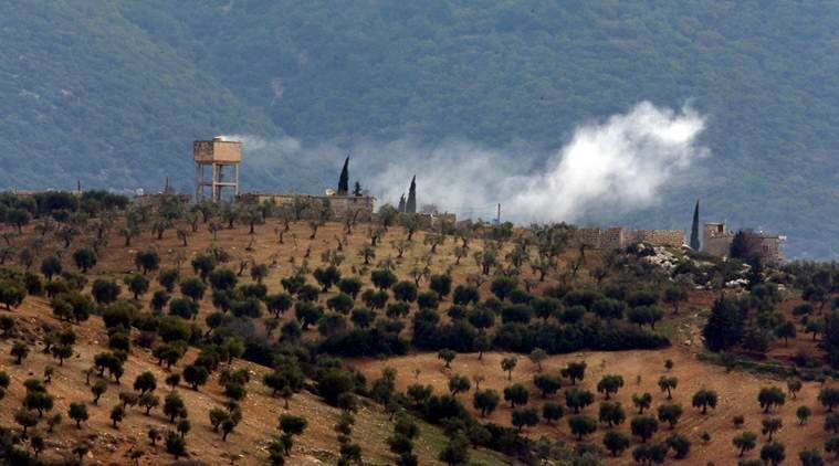Turkey INVADES Syria - tanks and soldiers cross the border
