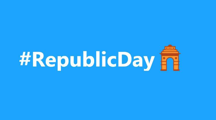 Twitter launches 'India Gate' emoji for Republic Day