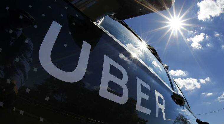Uber, Uber Results, Uber Q4 loss, Uber News, Indian Express