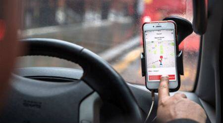 'Nearly four-fold dip in registration of new  app-based cabs lastfiscal'
