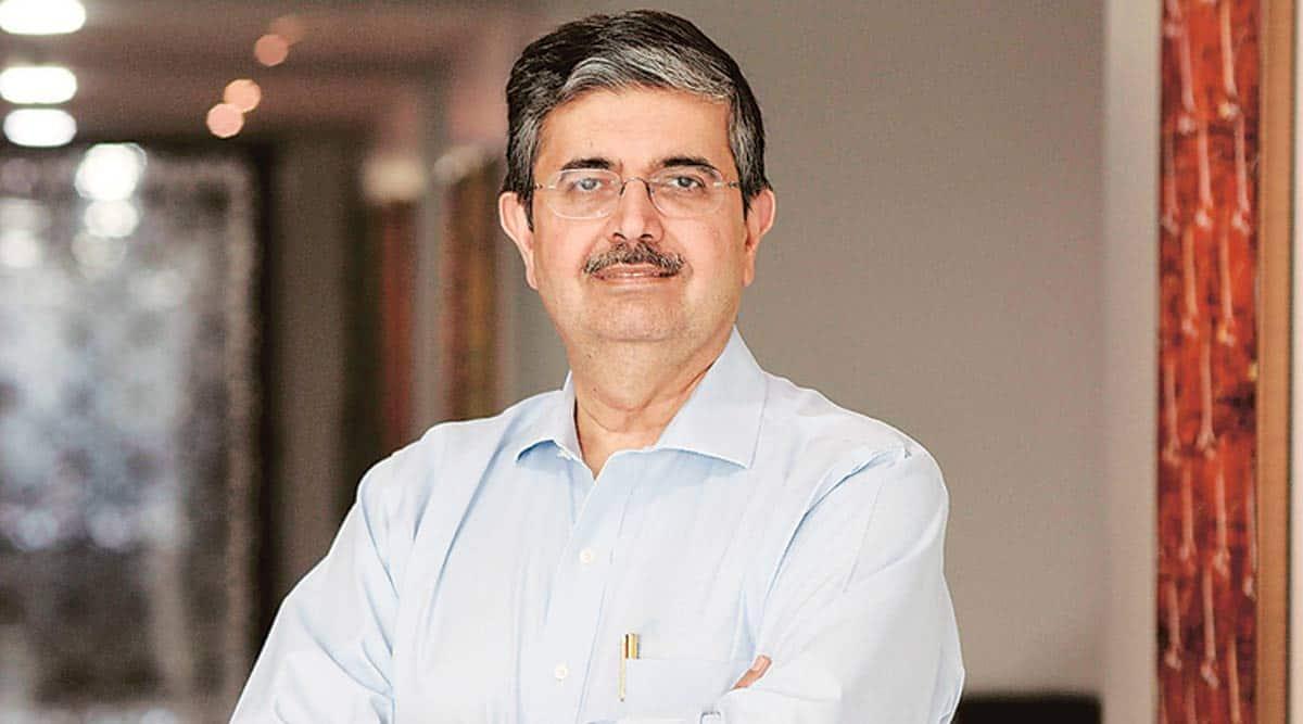 uday kotak, indian economy, express adda, uday kotak at express adda, covid impact on indian economy, economic reforms, indian express