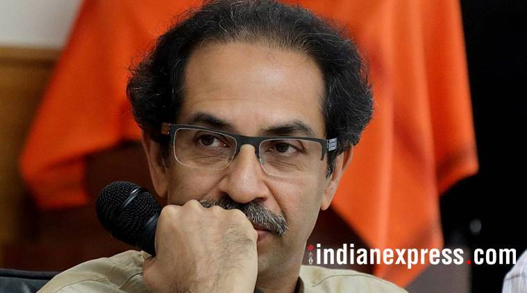 Uddhav Thackeray Shiv Sena Judiciary Supreme Court letter to CJI Dipak Misra India news indian express news