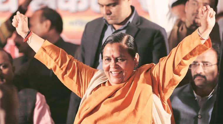 Uma Bharti: Like breathing, economy also faces ups and downs