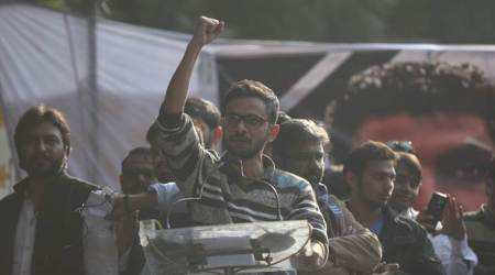 After Mevani, JNU's Umar Khalid files police complaint over death threats
