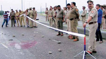 Gangster shot dead in Greater Noida 'encounter'