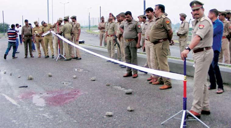Uttar Pradesh encounter death No. 50: Same chase, same story