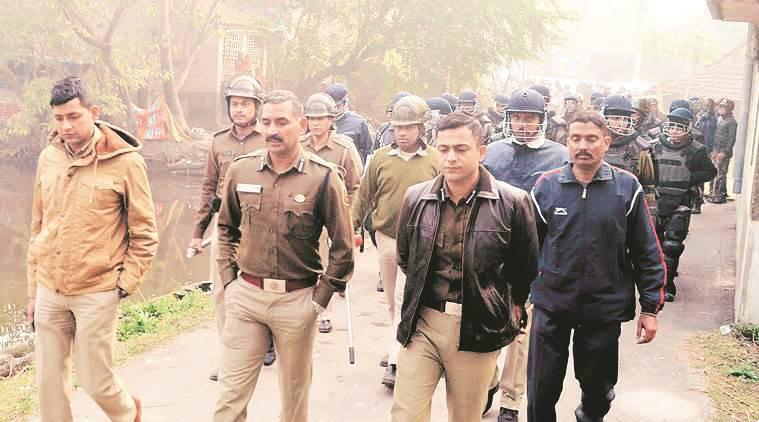 Main accused of thrashing Allahabad student arrested